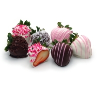 Romance Chocolate Strawberries 12ct